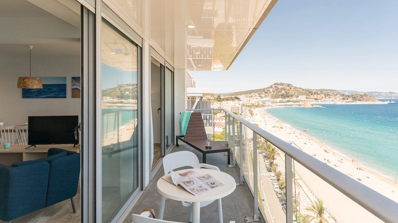 Residentie Blanes Playa