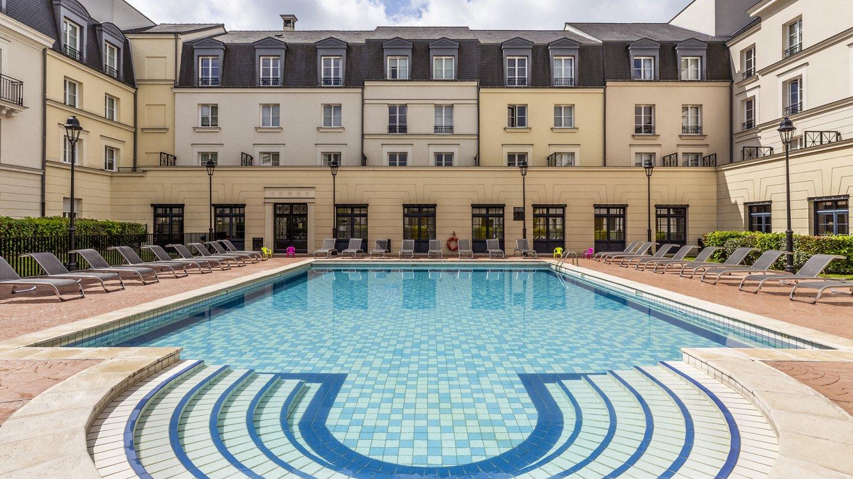 Adagio Aparthotel Serris Val d'Europe