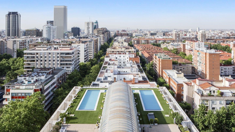 Apartamentos Eurobuilding 2
