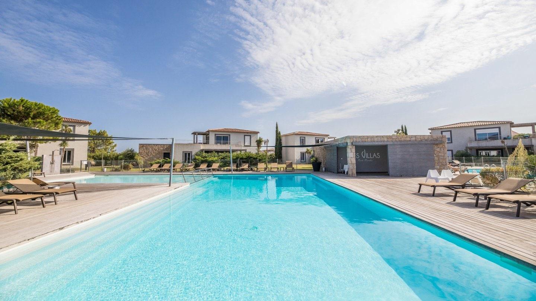 Premium residentie Les Villas de Porto-Vecchio