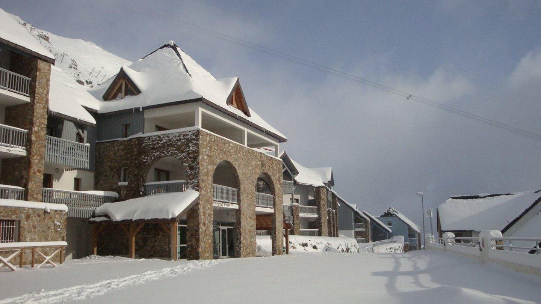 Apartamentos Mer et Golf Pic du Midi