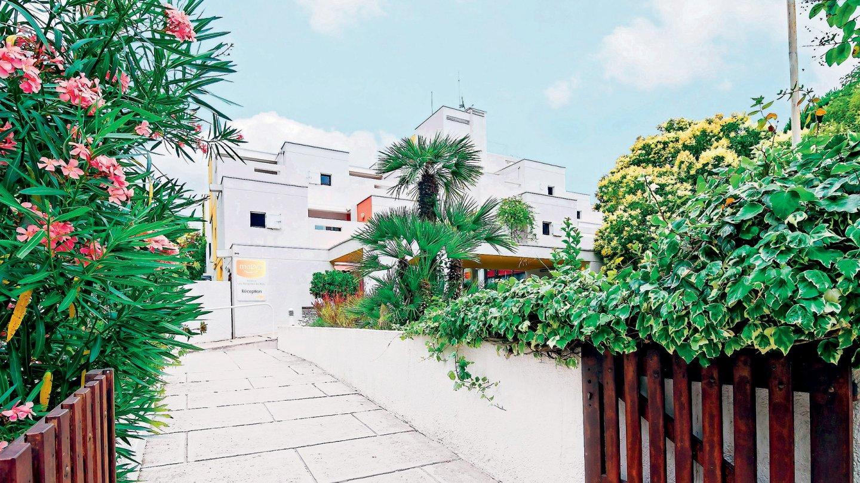 Residentie Les Terrasses du Parc