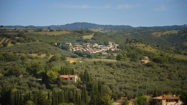 Apartamentos Borgo Magliano