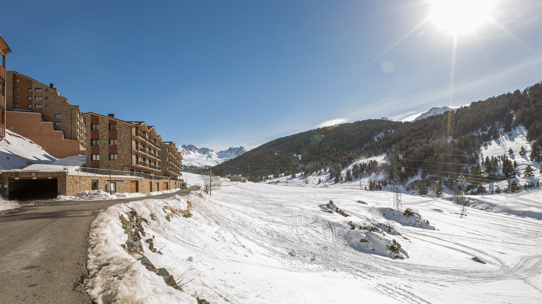 Residenz Andorra Bordes d'Envalira