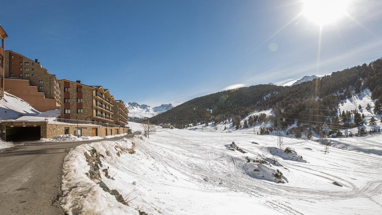 Apartamentos Andorra Bordes d'Envalira