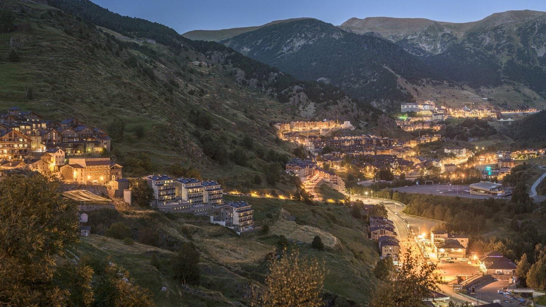 Residence Andorra Alba