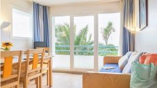slaapkamer La Corniche de la Plage