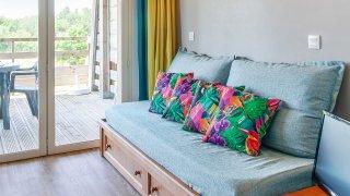 bedroom Les Rives de la Seugne