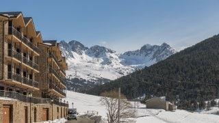 Andorra Bordes d'Envalira