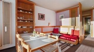 Einzimmerwohnung Le Gypaète