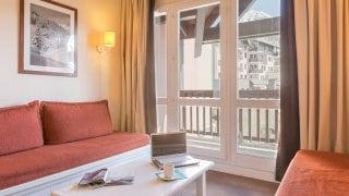 slaapkamers Le Thabor