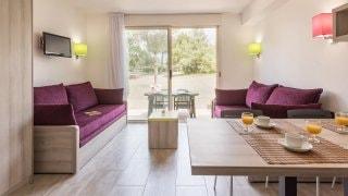 slaapkamer La Corniche d'Or