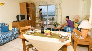 slaapkamer Pergola Hotel and Spa