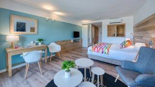 slaapkamer La Playa Orient Bay