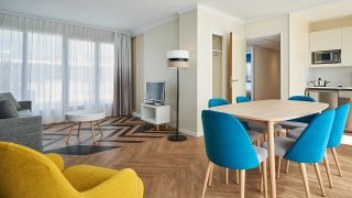 dormitorios Paris Porte de Versailles