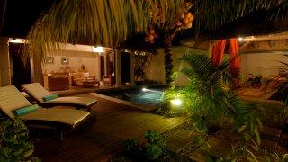 bedroom Les Villas Oasis