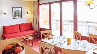 bedroom Les Terrasses d'Azur