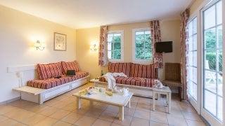 dormitorio Le Domaine de Bordaberry