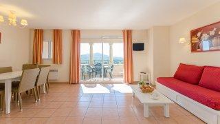 dormitorio Pont Royal en Provence