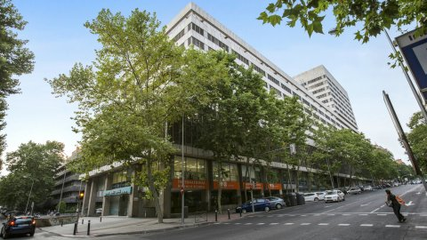 Residentie Eurobuilding 2