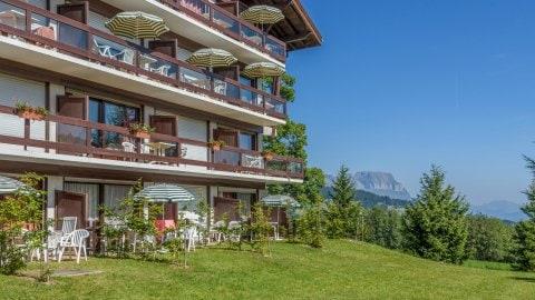 Residence Le Mont d'Arbois