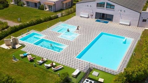 Piscine Résidence premium Grande Baia Resort Spa