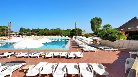 Residence Athena Resort
