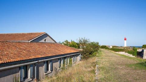 Vacances Résidence Le Fort de la Rade
