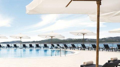 Piscine Résidence premium Sun Gardens Dubrovnik