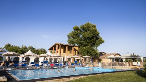Piscine Résidence Borgo Magliano