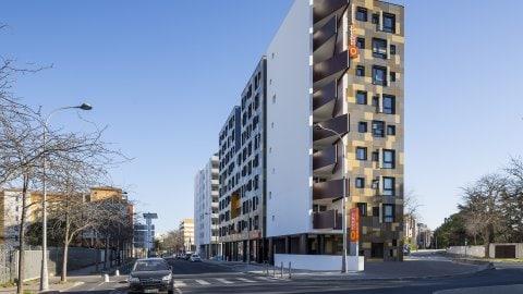 Vacances Aparthotel Adagio access Montpellier Centre