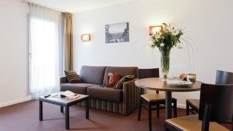 Vacances Aparthotel Marseille Saint Charles