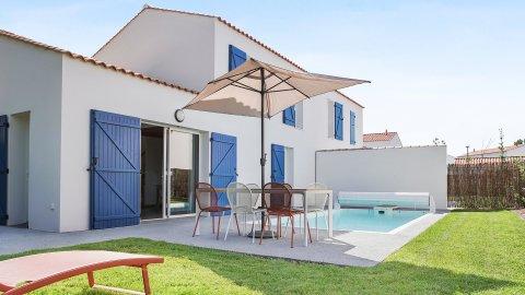 Piscine Résidence premium Les Villas d'Olonne