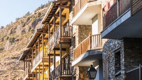 Residence Andorra Alba El Tarter