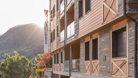 Residentie Andorra El Tarter