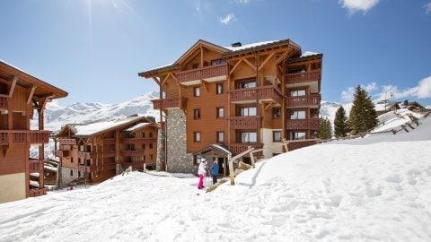Vacances Locations Maeva Particuliers Les Alpages de Reberty