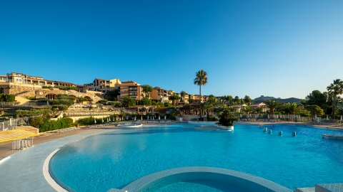 Piscine Village Cap Esterel
